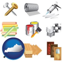 representative building materials - with KY icon